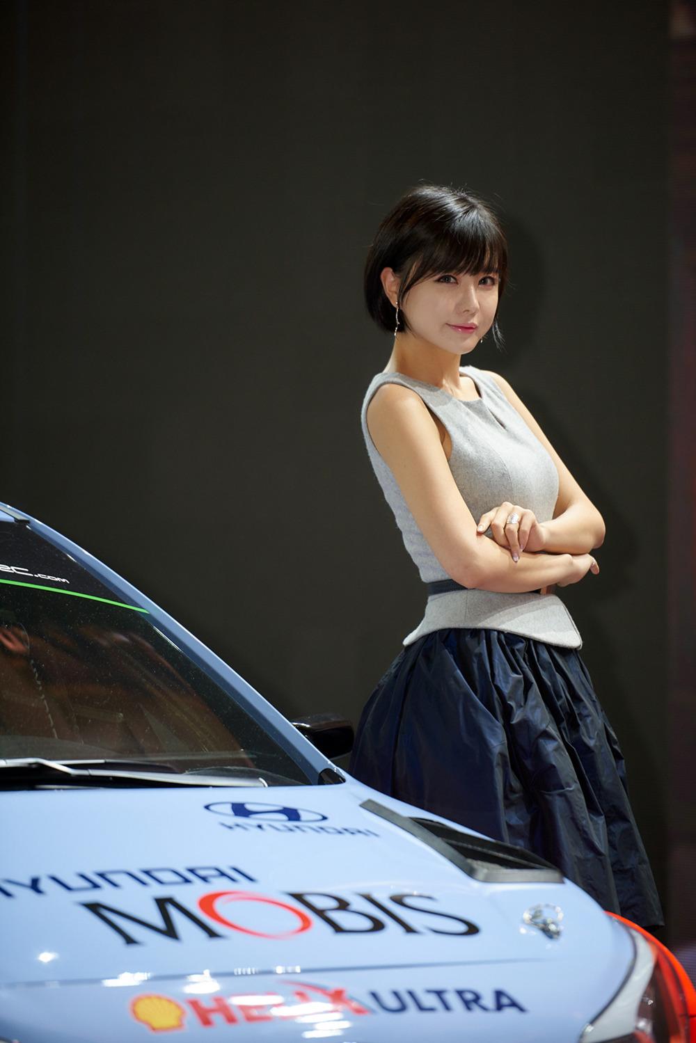 HYUNDAI Model - 류지혜