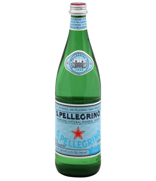 Spellegrino Sparkling Natural Mineral Water Good For