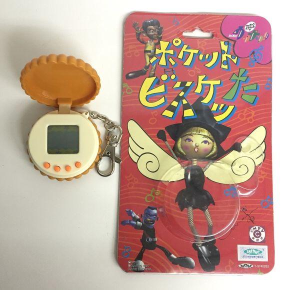스타고치 포켓비스킷 Pocket Biscuits tamagotchi