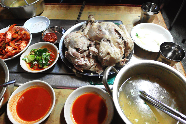 닭백숙 충무로맛집 닭백숙맛집 충무로 맛집 추천