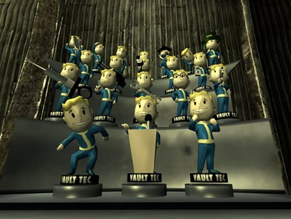 3 fallout3 for Entrance to rivet city