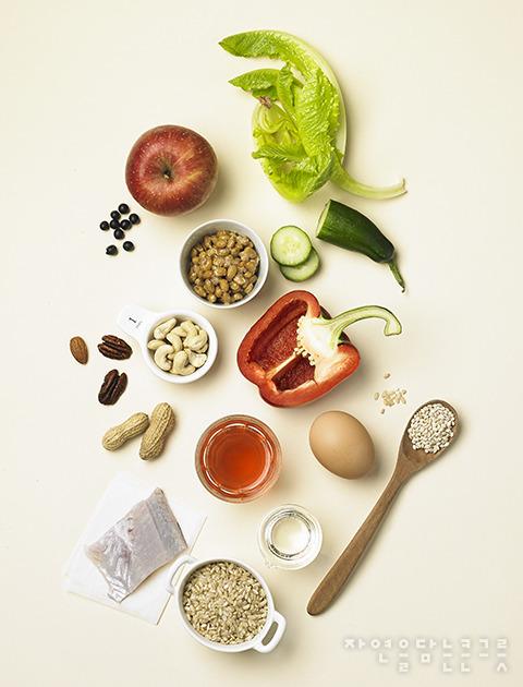 [지엘 다이어트⑨] 지엘(GL) 다이어트에서 권장하는 식재료 VS 주의해야할 식재료