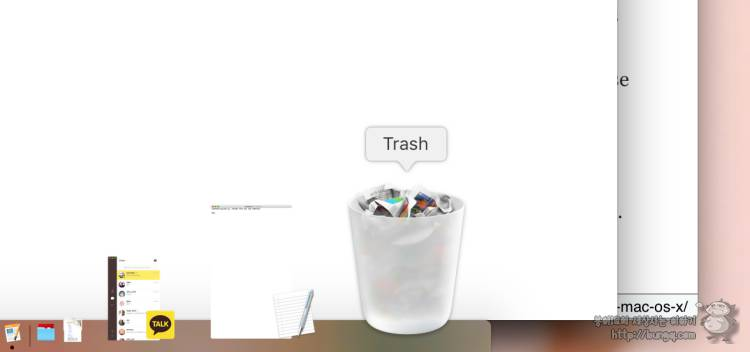 맥오에스(macOS) 팁, 쓰레기통 거치지 않고 파일 삭제하기