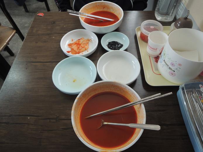 공주시 짬뽕 맛집 청운식당