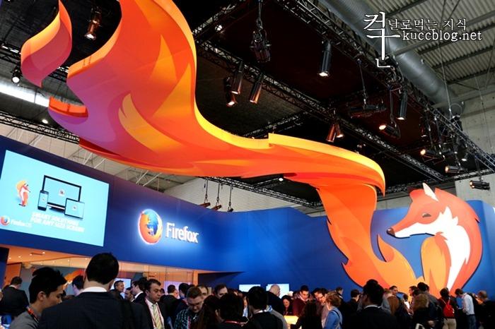 MWC 2014 파이어폭스