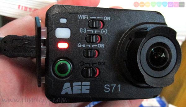 AEE Magicam S71 액션캠