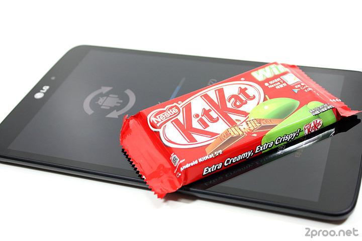 LG G Pad 8.3 Kitkat OS Upgrade