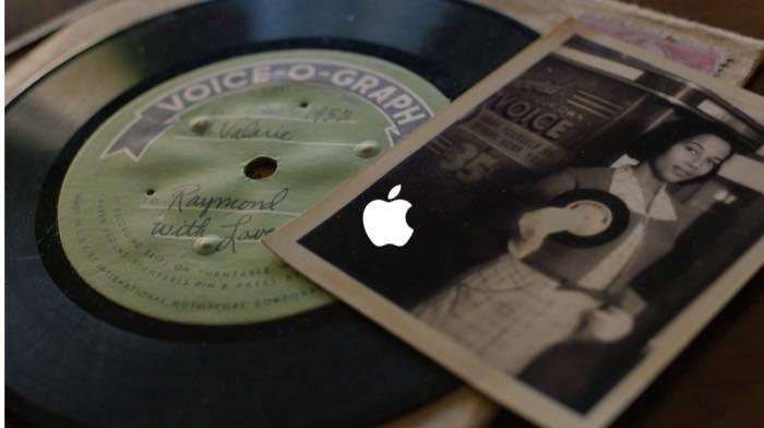 애플 광고 'The Song'에 숨겨진 의미와 애플의 변화