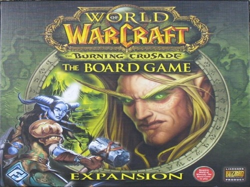 World of Warcraft: The Boardgame - The Burning Crusade