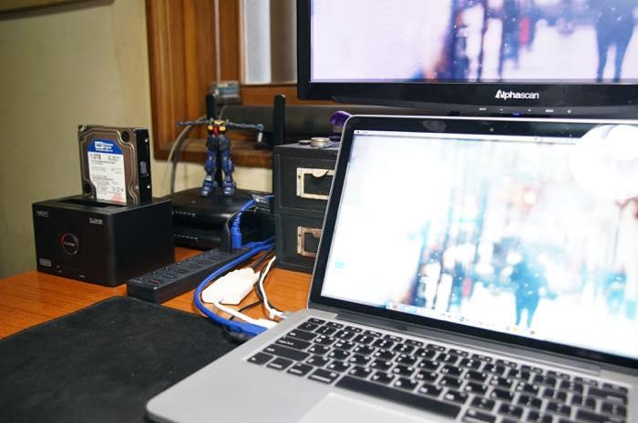 NEXT-852DCU3, 하드디스크, 도킹, 시스템, 스테이션, 크레들, 맥북프로, 맥북에어