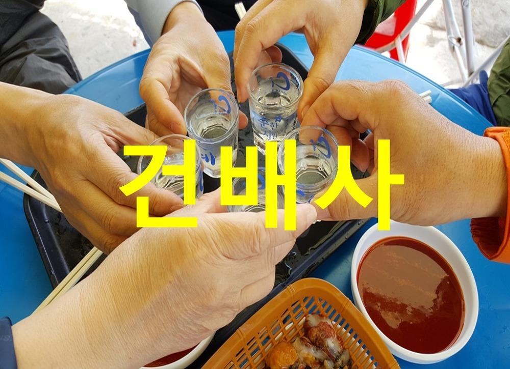 [건배사]소화제 진통제 마취제