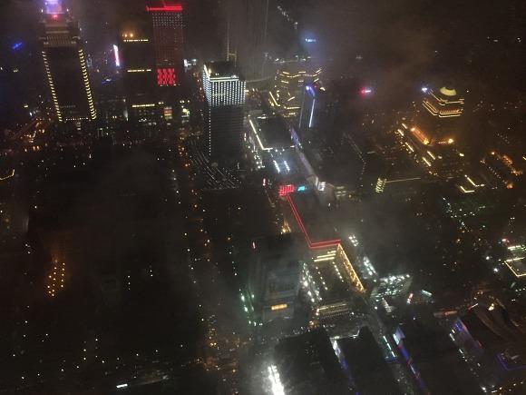 22. 타이베이101빌딩 낭만적인 야경