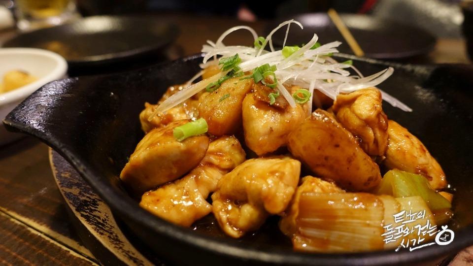 오키나와맛집 타뇨의돌프와걷는시간 닭고기요리 이자카야 일본맛집 오키나와맛집 국제거리맛집 국제거리이자카야 본지리야 닭고기전문점