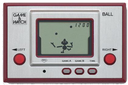 닌텐도 게임&워치 Nintendo Game&Watch