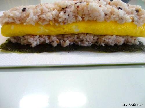 특별한 김밥