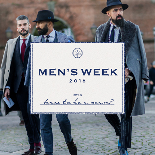 [FASHION] 2016 MEN'S WEEK <br>#3 아우터는 스타일링의 완성입니다
