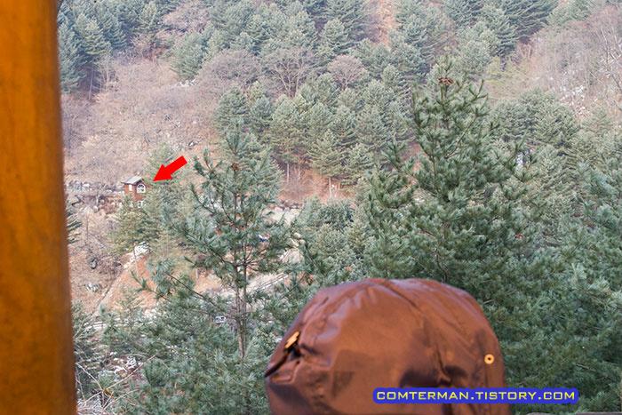 가평 칼봉산 자연휴양림