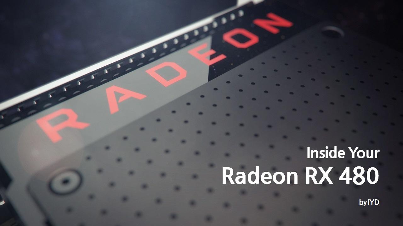 Inside Your Radeon RX 480 : HD 4850의 현손, 2008년의 재현을 노리다