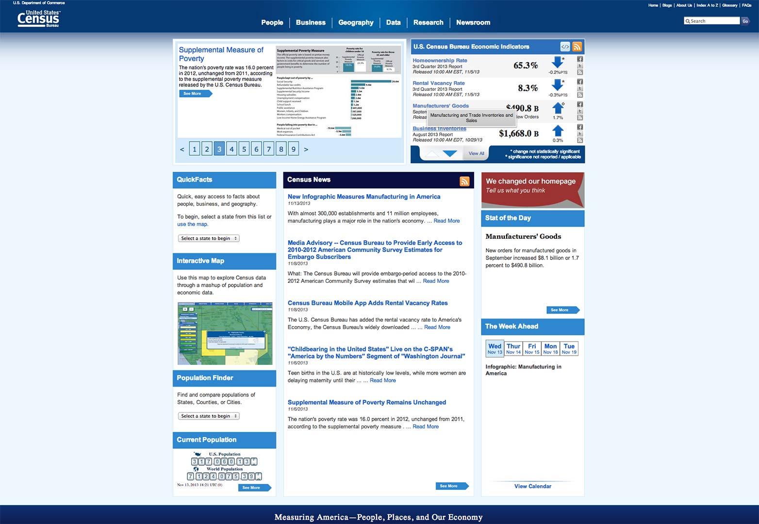 Census 사이트
