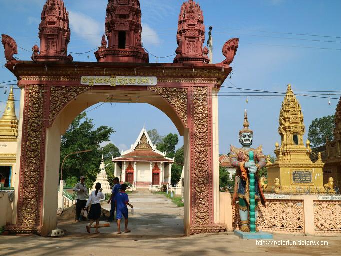 캄보디아 사원