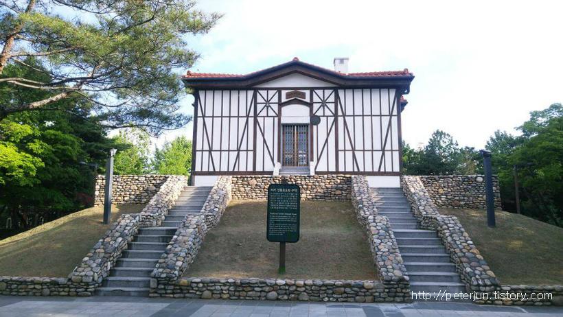 터키 전통 포도원 주택