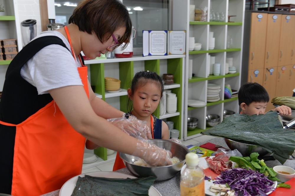 자연음식문화원, 친환경 건강 자연음식 조리법 전수