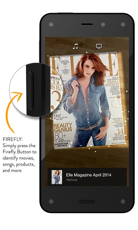 Amazon Fire Phone 아마존 파이어 폰