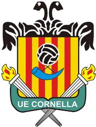 UE Cornellà emblem(crest)