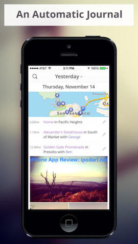 Heyday - Journaling. Reimagined 아이폰 추천 베스트 앱 2013