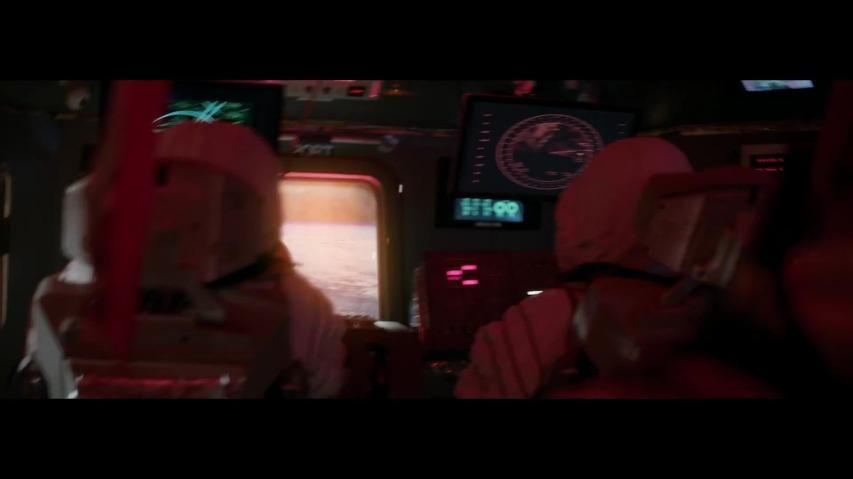 추락 중인 탈출용 우주캡슐에서도 여유있는 이유 - AT&T 유버스(U-Verse) TV광고 '스페이스 캡슐/우주 캡슐(Space Capsule)'편