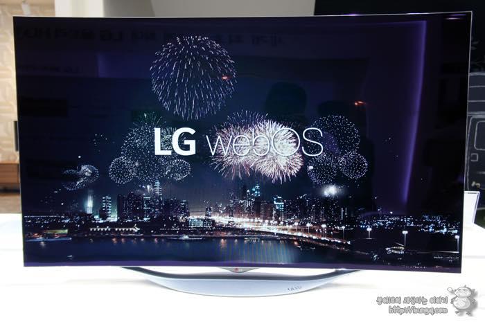 3대 혼수가전 중 으뜸은 혼수 TV, 55인치 LG OLED TV(55EC9300) 추천