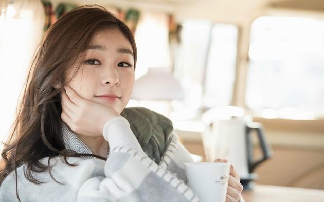 김연아 맥심 화이트 골드 화보
