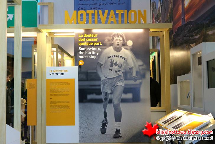 캐나다 영웅 테리 팍스 Canada hero Terry Fox
