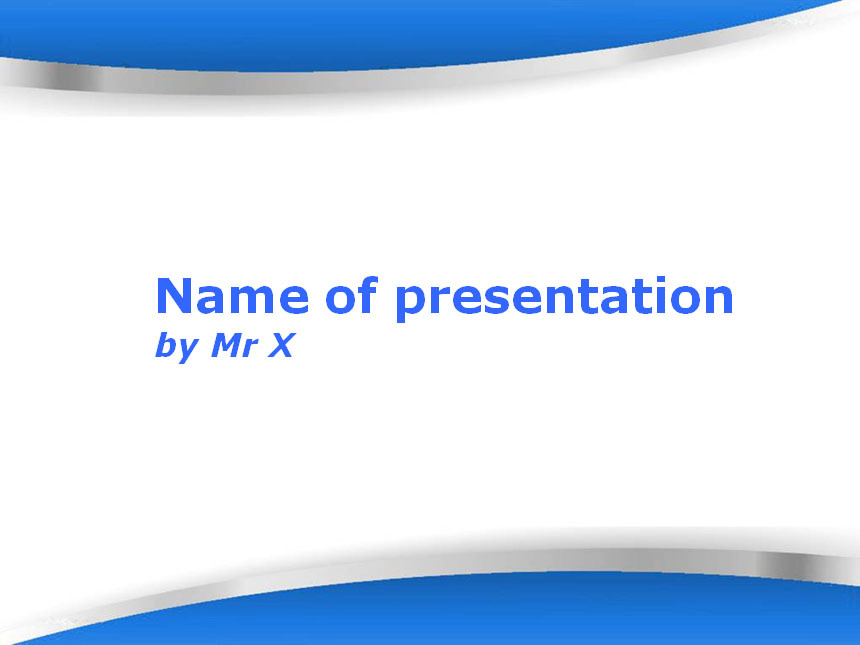 Ppt ppt ppt for Minimalist powerpoint template free 2