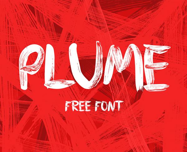 좋은 무료 글꼴! 2017년 6월 디자인에 도움될 폰트 모음