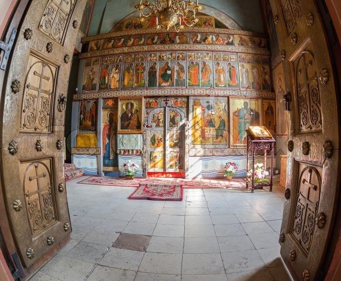 성 소피아 대성당 Cathedral of St. Sophia 내부