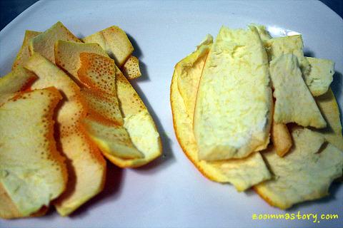 오렌지 천연세정제