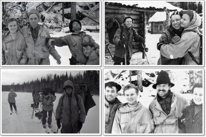 러시아의 미스터리한 디아틀로프 사건(우랄산맥 사건)
