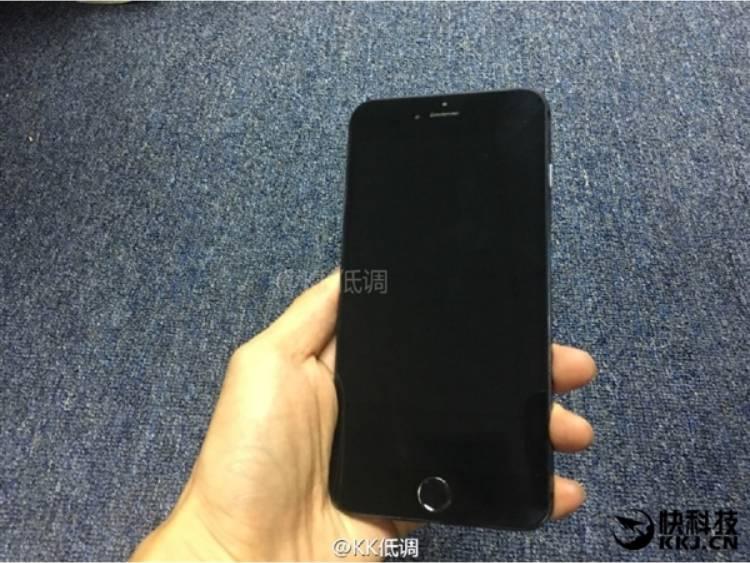 아이폰7 블랙 모델 나오나?