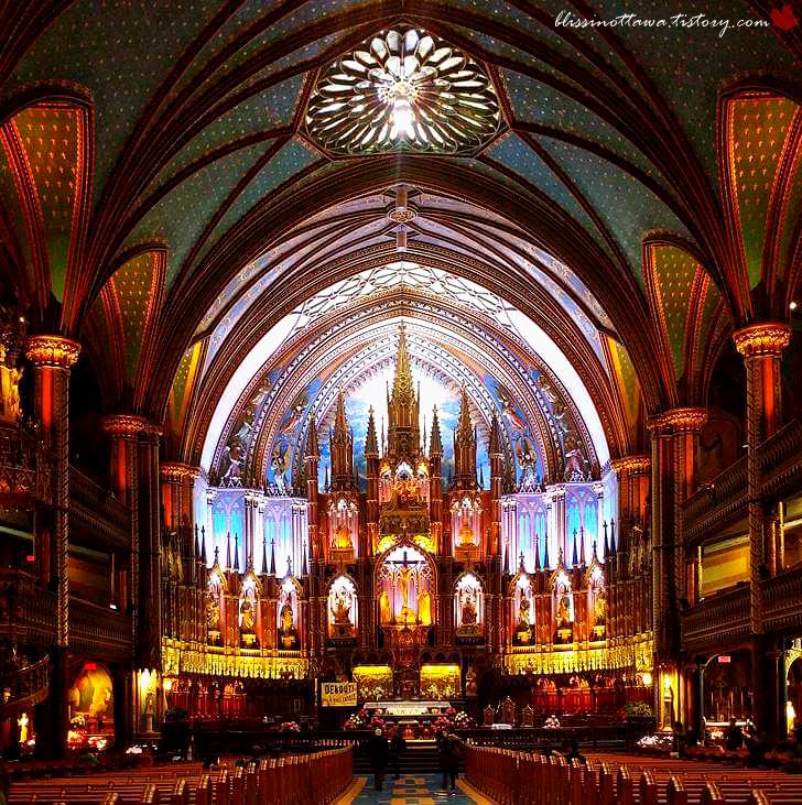 몬트리올 관광 명소 추천 순위입니다