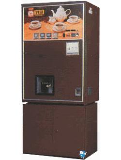 최초의 국산 자판기 금성 GVK-204HS
