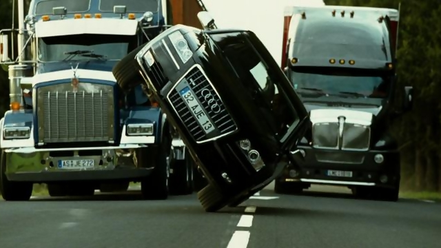 Transporter Movie Car For Sale