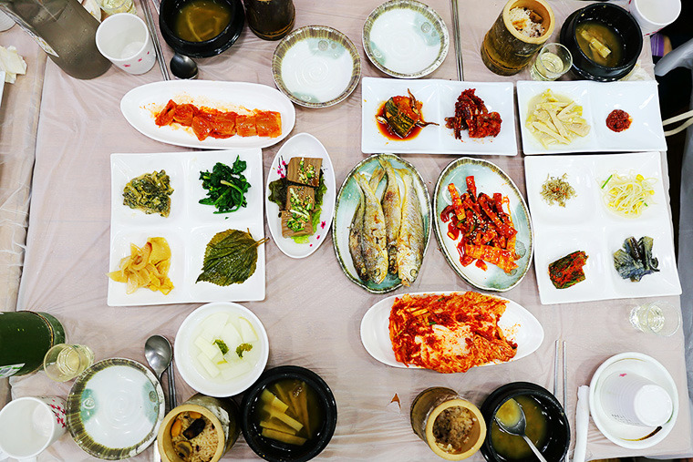 담양맛집추천 담양 맛집 한상근 대통방집 죽통밥