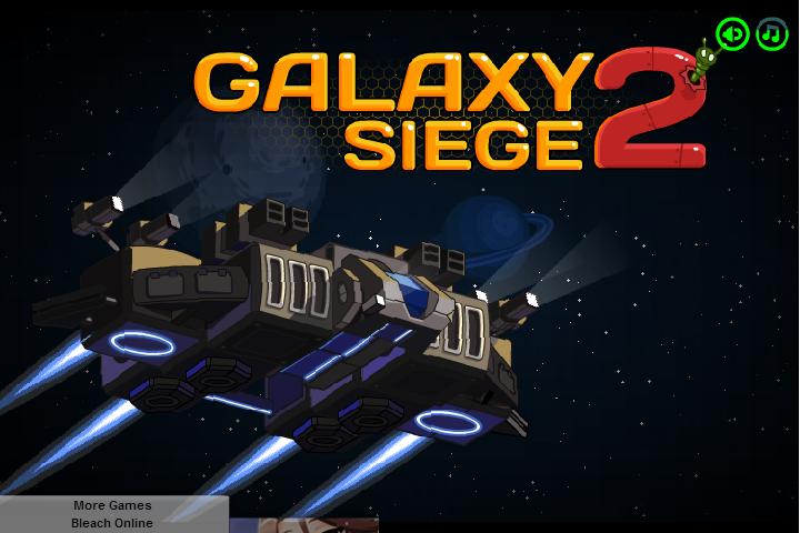 [슈팅 RPG 플레시게임] Galaxy Siege 2 플래시게임