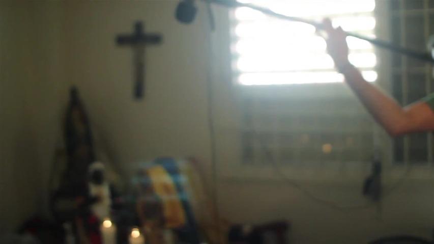 영매/무당을 통해 죽은 자/귀신의 이야기를 듣고 그 이야기로 영화를 만들다 - 푸에르토리코 호러영화제(Puerto Rico Horror Film Fest) 마케팅을 위해 제작된 단편영화, 세계최초 죽은 사람이 만든 영화 '죽음 이후(After Death)' [한글자막]