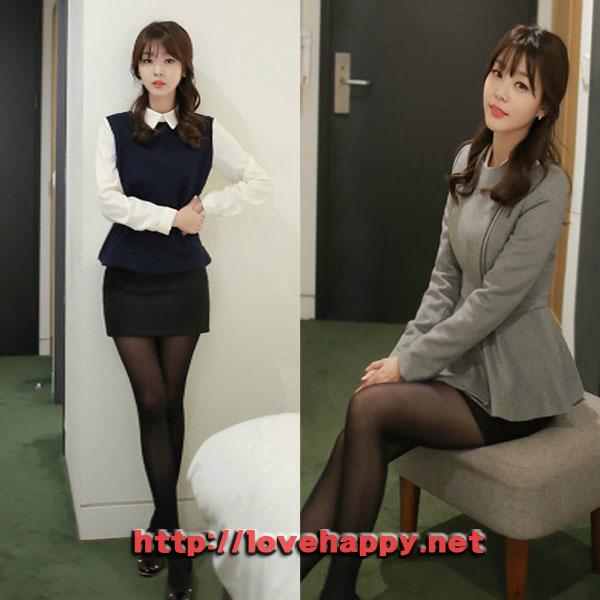 여성패션 자켓 사선지퍼 클로징으로 스타일리시 001
