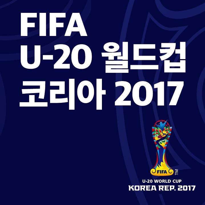 FIFA U-20 월드컵코리아 본선 조편성 및 대전 경기 일정