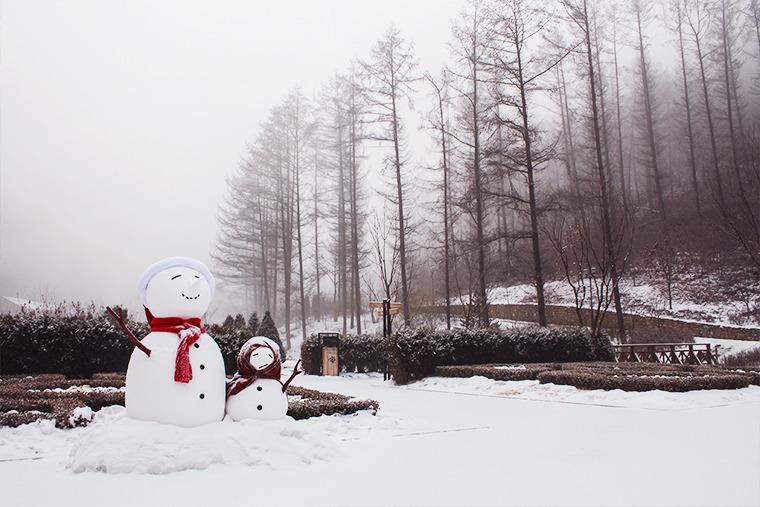 겨울철 데이트 추천 춘천 가볼만한곳 제이드 가든