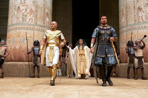 엑소더스 신들과 왕들 (Exodus: Gods and Kings) 람세스(Ramesses)와 모세스(Moses)의 대결은 아루스(Arus)와 엔키(Enki)의 대결 휴먼갓(Humangod)과 데미갓(Demigod)의 대결이다.