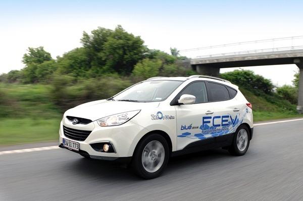 Politic S 현대자동차 수소연료전지자동차 양산